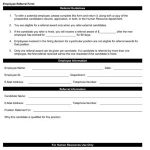 Employee HR Forms