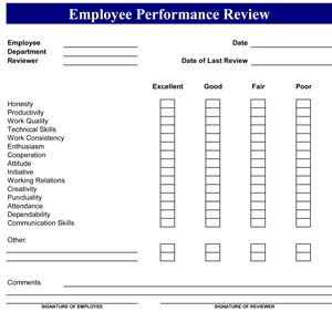 Human Resources Forms - Small Business Free Forms