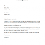 Sample Employee Warning Notice and Disciplinary Action Forms