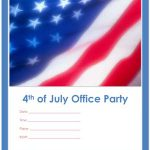 4th of July Invitations #2