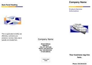Brochure Sample #1