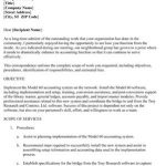 Business Proposal Letter (5 pages)