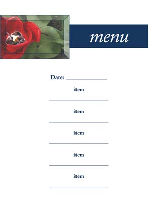 Mothers Day Appreciation Cookout Menu#2