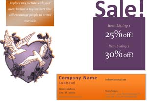 Business Sale Template #2