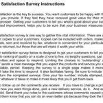 Customer Service Satisfaction Survey #2