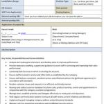 Sample Business Manager Job Description