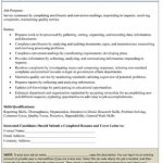 Sample Account Specialist Job Description