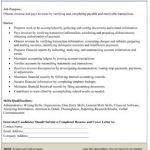 Sample Accounts Receivable Supervisor Job Description